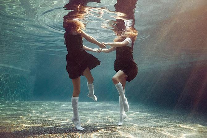 Portrete subacvatice de copii, de Alix Martinez - Poza 6