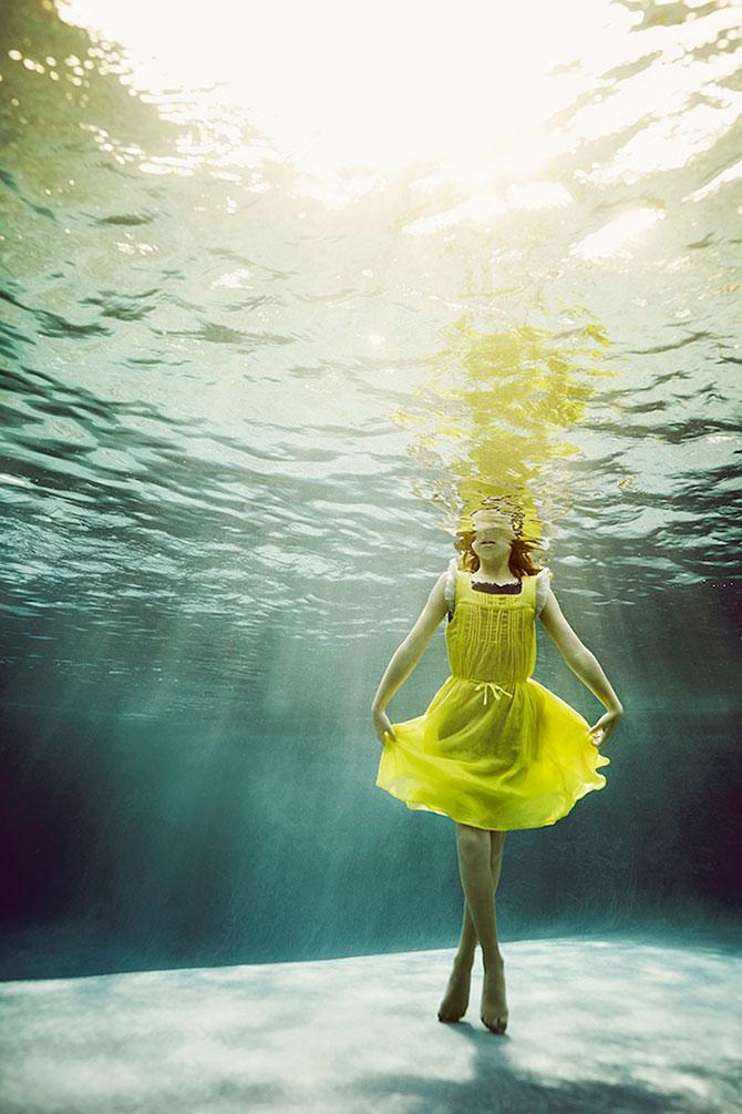 Portrete subacvatice de copii, de Alix Martinez - Poza 8