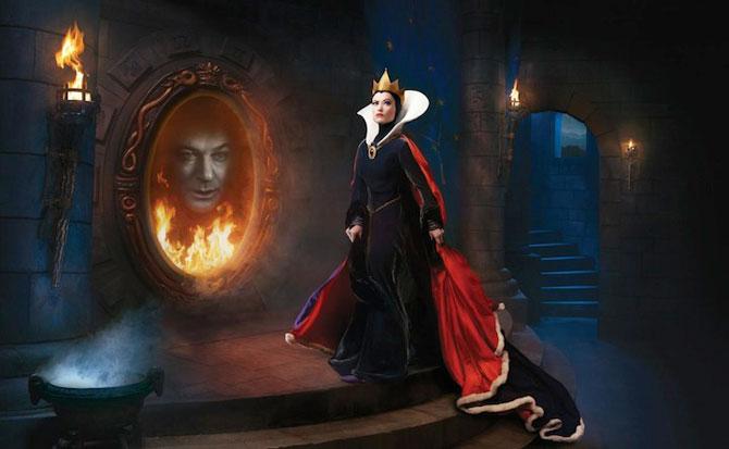 Vedete in rol de personaje Disney, de Annie Leibovitz - Poza 7