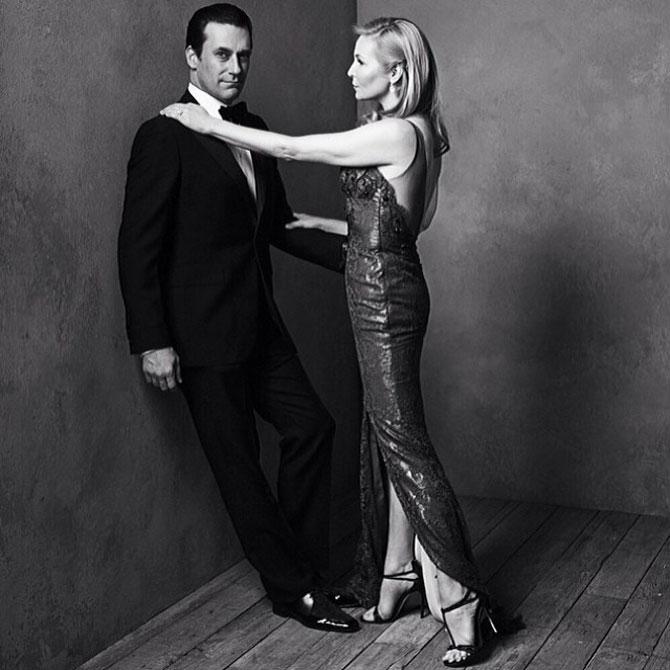 Superbe portrete de la Oscaruri - Petrecerea Vanity Fair