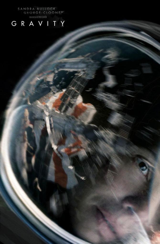 Postere inedite pentru filmul Gravity - Poza 7
