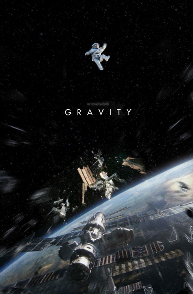 Postere inedite pentru filmul Gravity - Poza 8