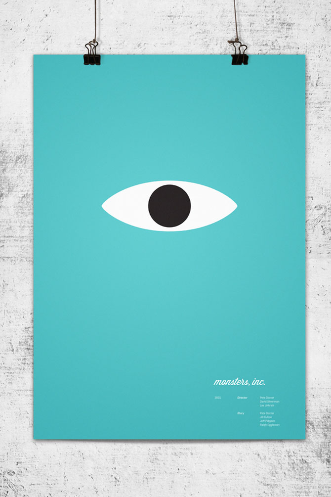 Ghicitori fara cheie, cu postere Pixar - Poza 7
