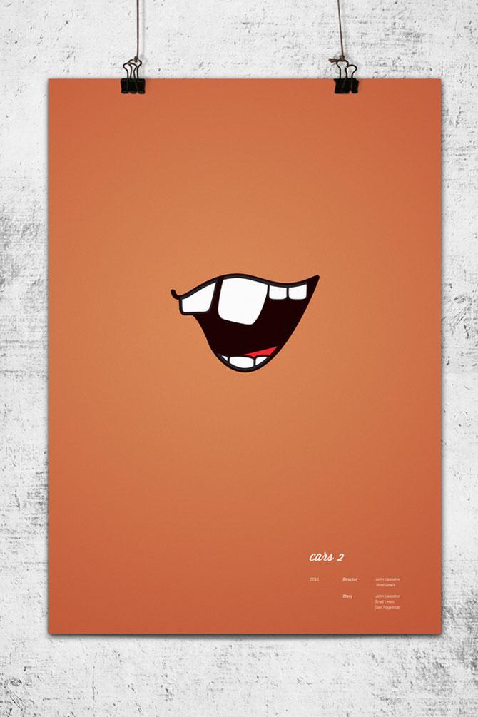 Ghicitori fara cheie, cu postere Pixar - Poza 9