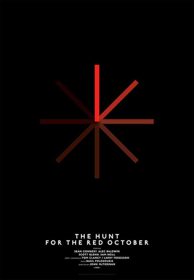Postere minimaliste pentru filme clasice - Poza 1
