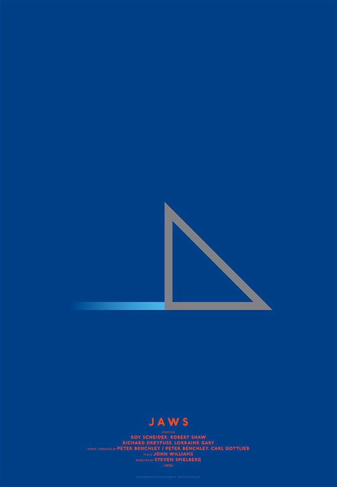 Postere minimaliste pentru filme clasice - Poza 3
