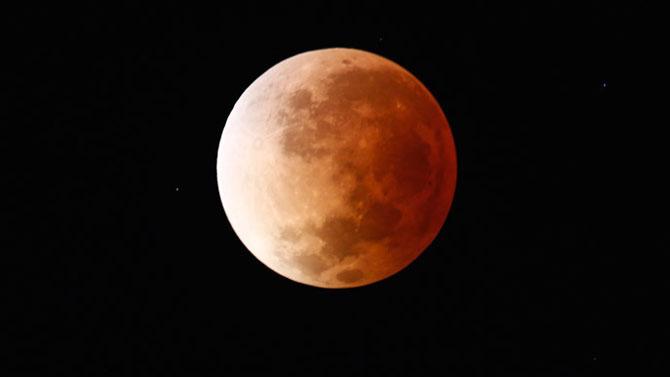 Cele mai bune fotografii cu Luna Sangerie - Poza 2