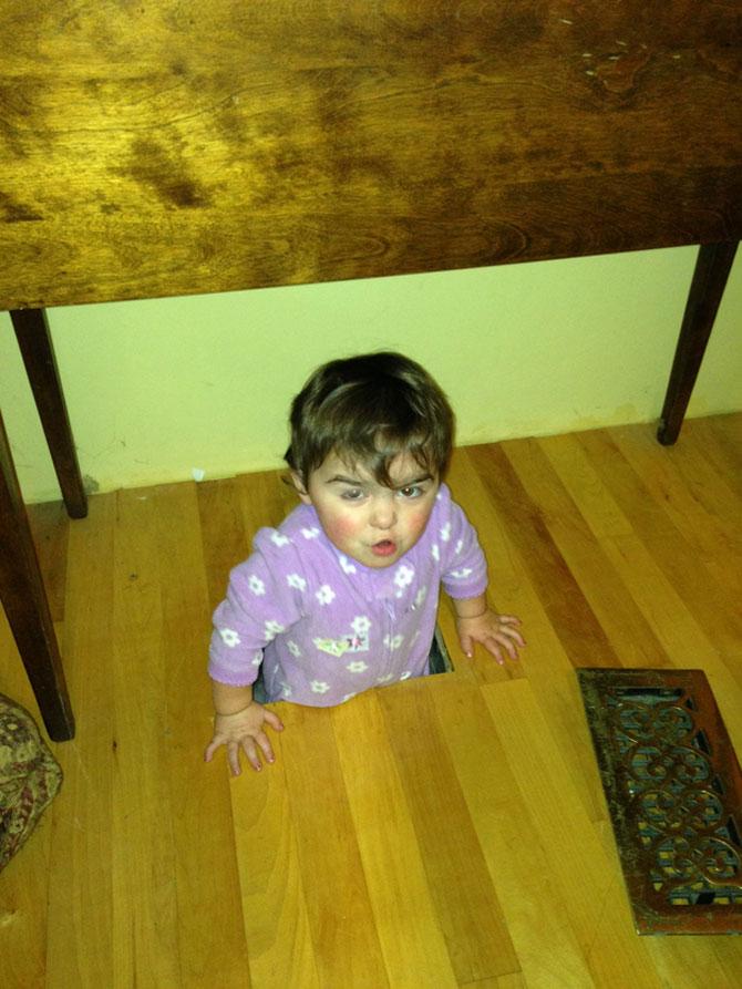 13 poze cu copii cam ametiti - Poza 5