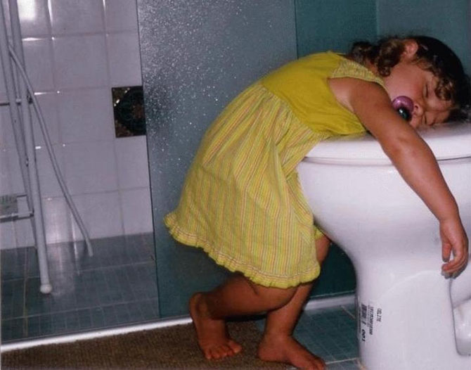 13 poze cu copii cam ametiti - Poza 8