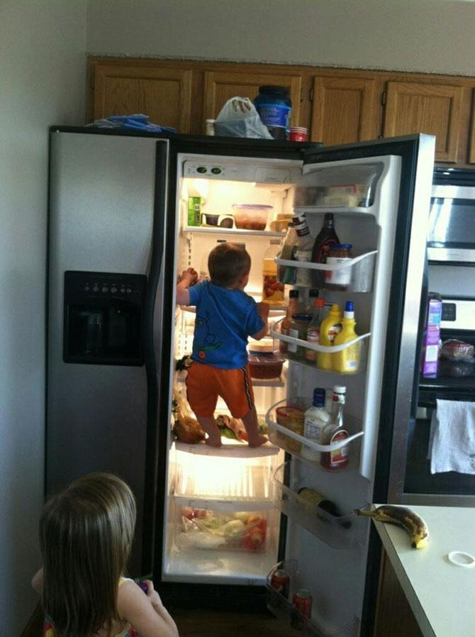 13 poze cu copii cam ametiti - Poza 10