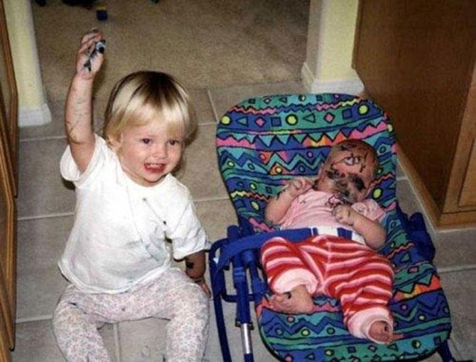 13 poze cu copii cam ametiti - Poza 12