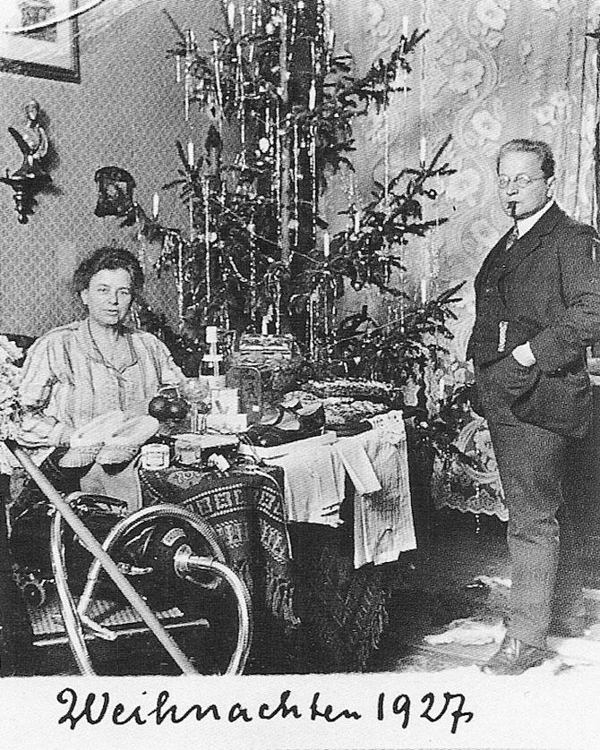 40 de Craciunuri in fotografii cu Anna si Richard Wagner - Poza 6