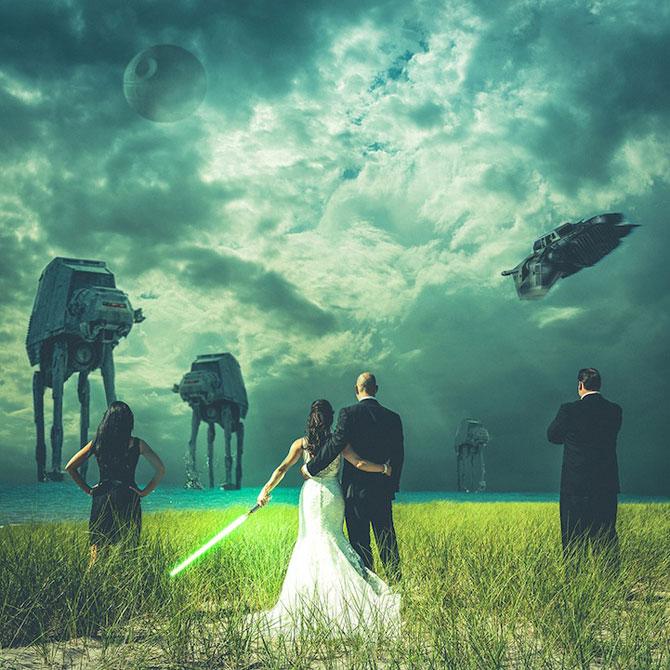 Fotografii de nunta... catastrofale - Poza 1