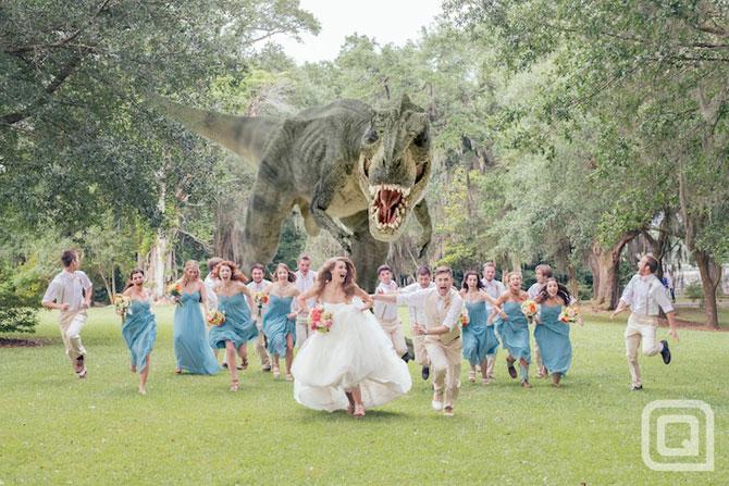 Fotografii de nunta... catastrofale - Poza 2