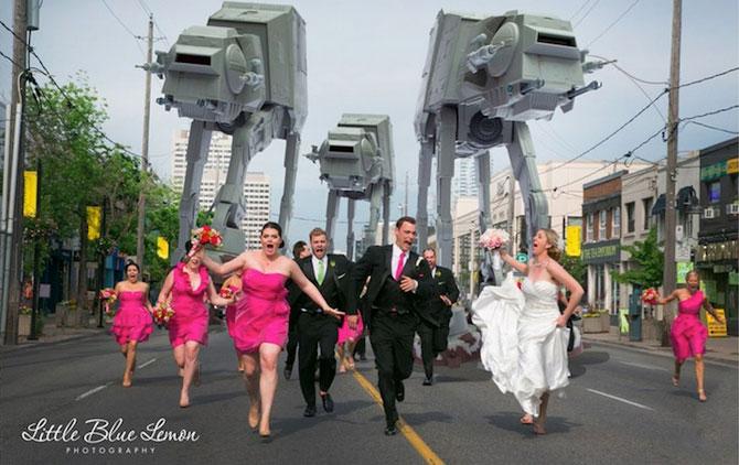 Fotografii de nunta... catastrofale - Poza 3