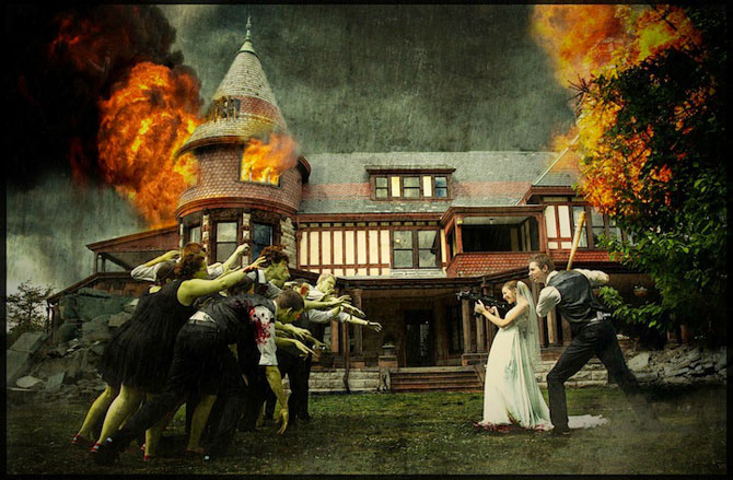 Fotografii de nunta... catastrofale - Poza 4