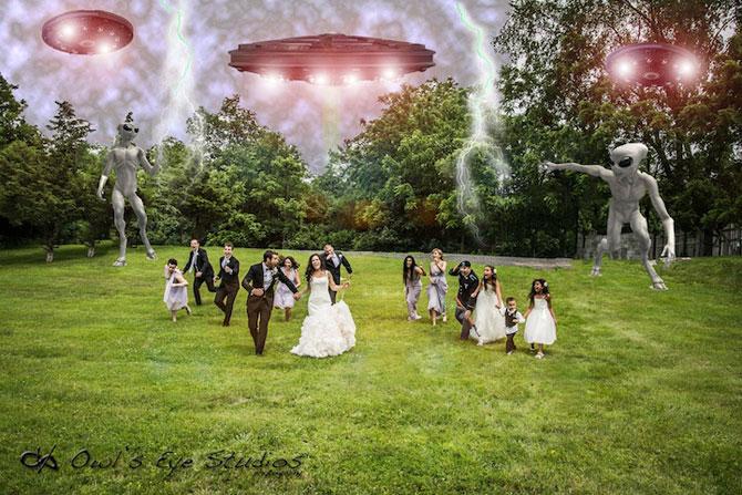 Fotografii de nunta... catastrofale - Poza 5