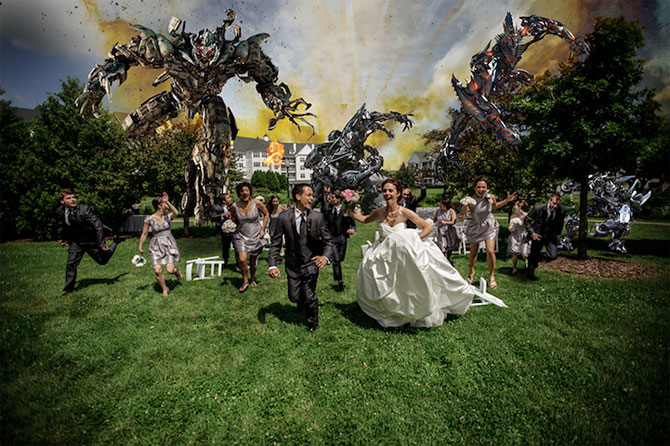 Fotografii de nunta... catastrofale - Poza 6