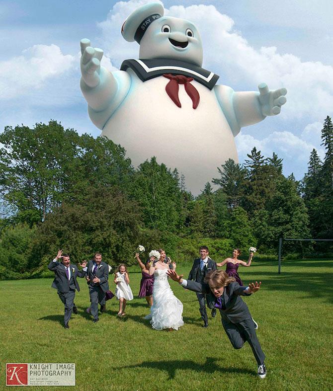 Fotografii de nunta... catastrofale - Poza 7