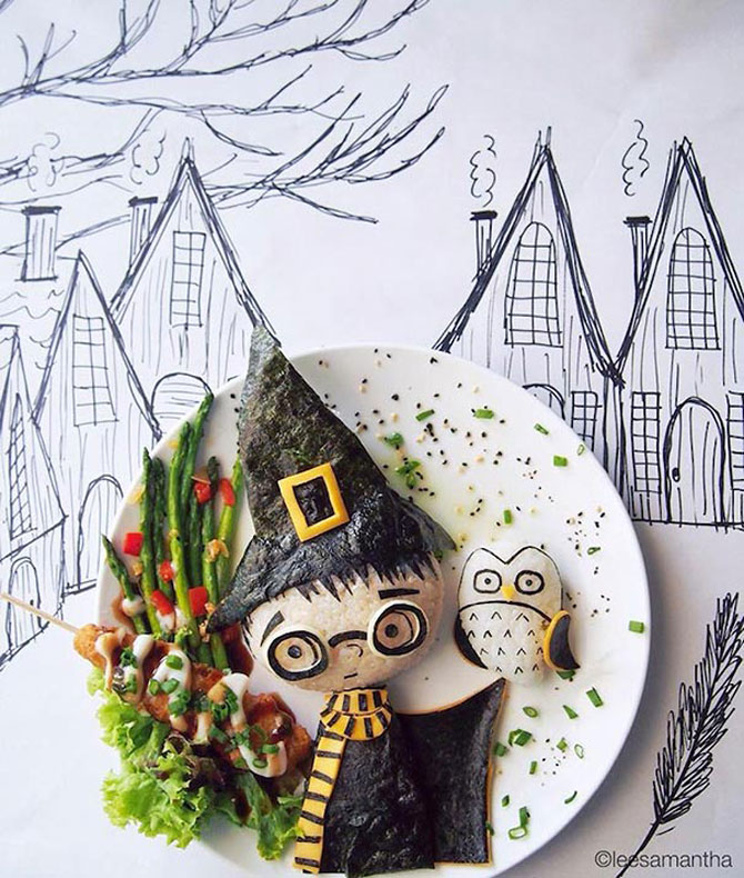 Pranzuri creative pentru copii, de Samantha Lee - Poza 1