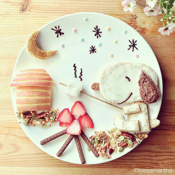 Pranzuri creative pentru copii, de Samantha Lee - Poza 2