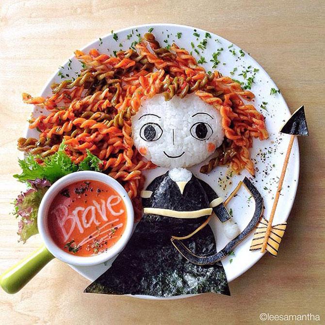 Pranzuri creative pentru copii, de Samantha Lee - Poza 3