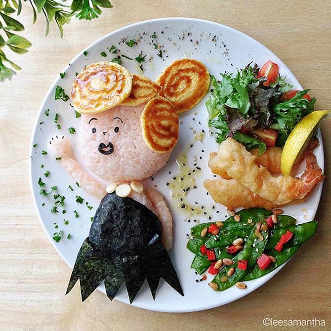Pranzuri creative pentru copii, de Samantha Lee - Poza 5