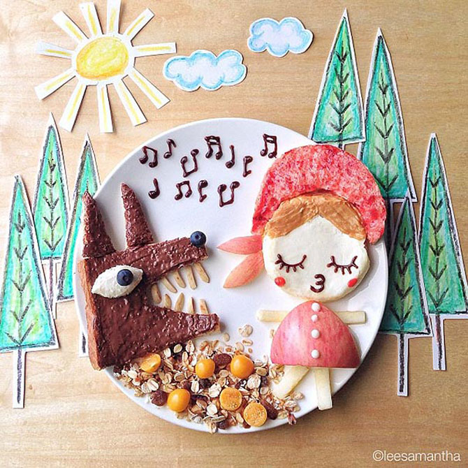 Pranzuri creative pentru copii, de Samantha Lee - Poza 7