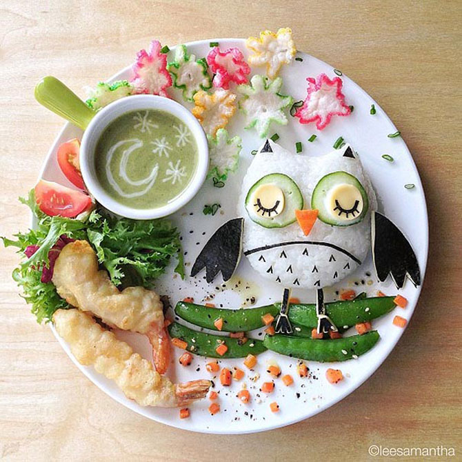Pranzuri creative pentru copii, de Samantha Lee - Poza 9