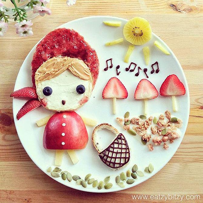 Pranzuri creative pentru copii, de Samantha Lee - Poza 11