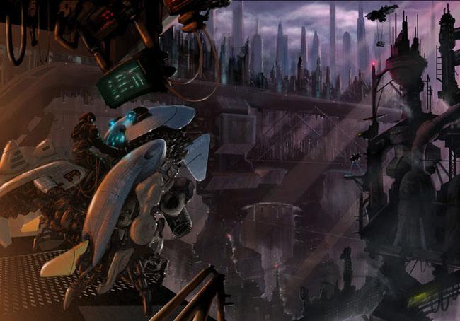 30 de creatii digitale Sci-Fi - Poza 26