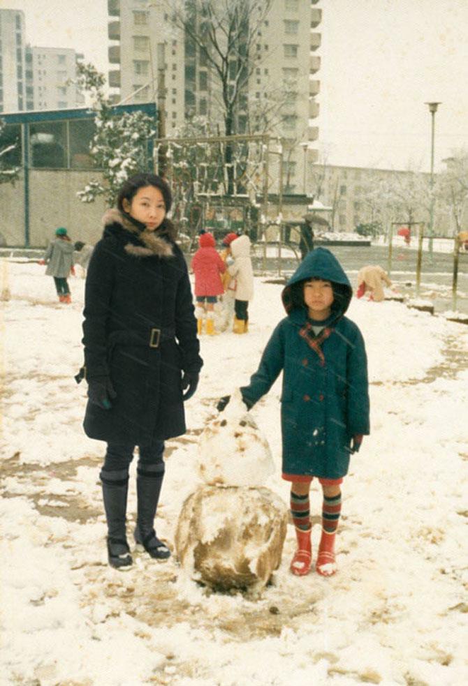 Intoarcere la copilarie, cu Chino Otsuka - Poza 2
