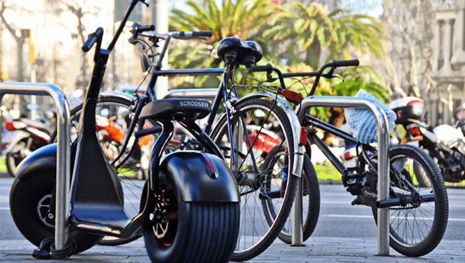 Scuterul Scrooser va revolutiona transportul urban - Poza 5