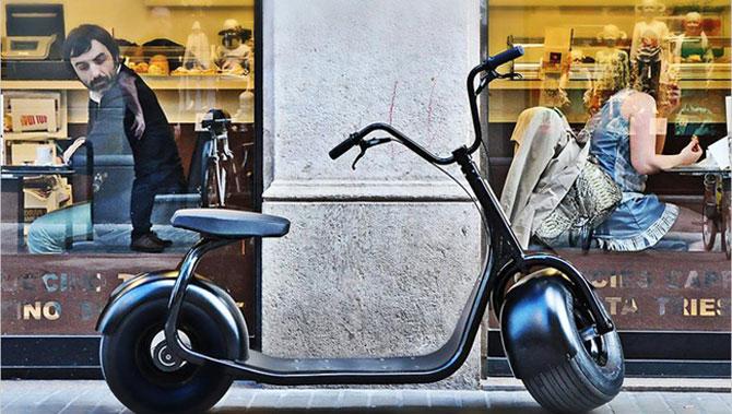 Scuterul Scrooser va revolutiona transportul urban - Poza 6