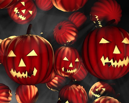 Buhuhu: Wallpaper-e de Halloween - Poza 16