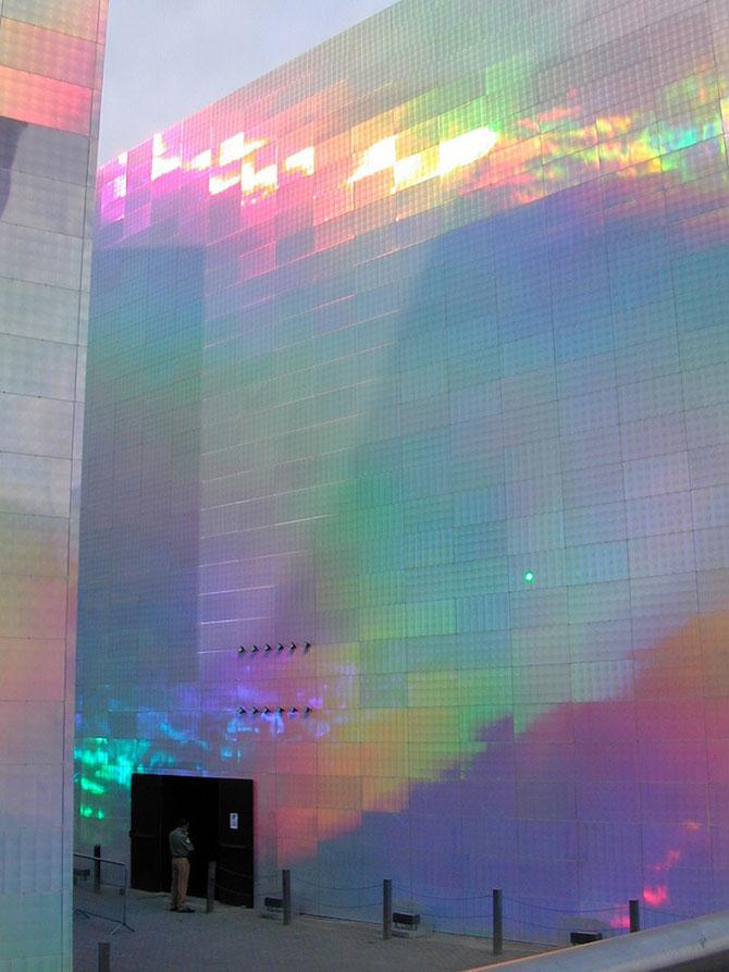 Cladirea-curcubeu, de Hiro Yamagata - Poza 1