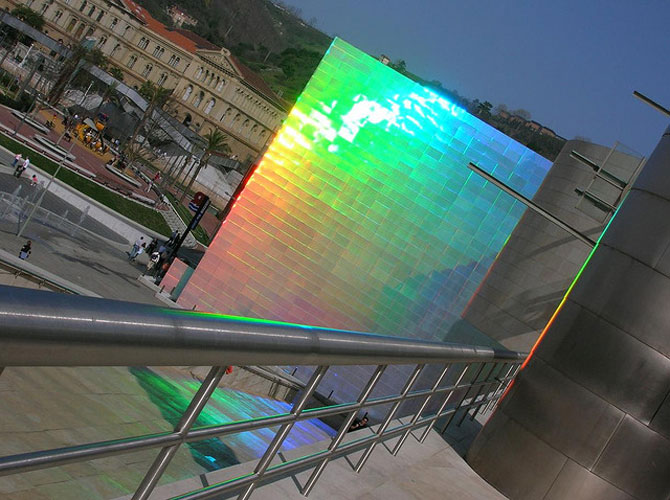Cladirea-curcubeu, de Hiro Yamagata - Poza 3