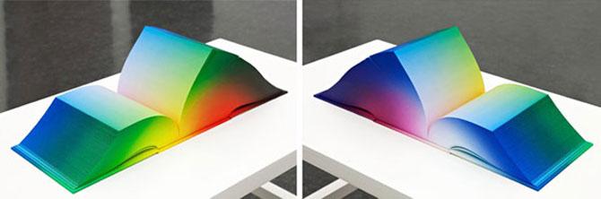 Atlasul culorilor RGB, de Tauba Auerbach - Poza 2