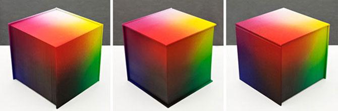 Atlasul culorilor RGB, de Tauba Auerbach - Poza 4