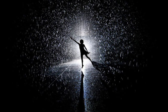 Simte ploaia fara sa te uzi! - Poza 2