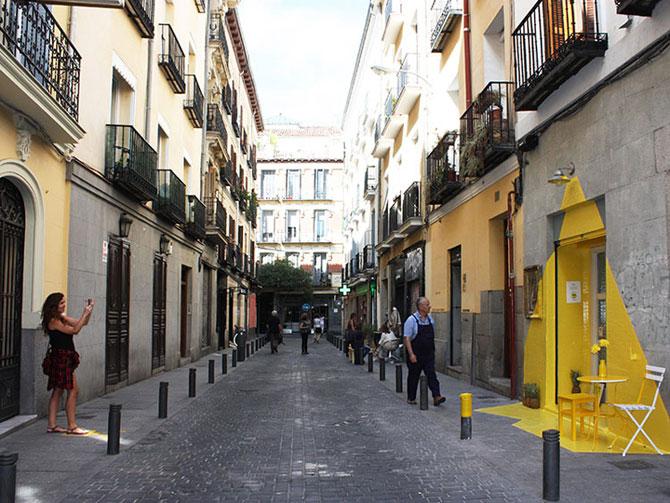 Un restaurant din Madrid atrage atentia - Poza 5