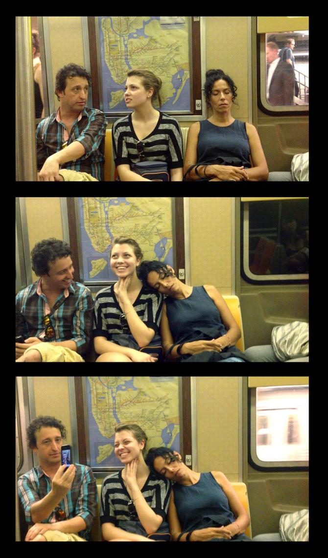 Cum reactionezi daca adoarme cineva pe tine in metrou? - Poza 1