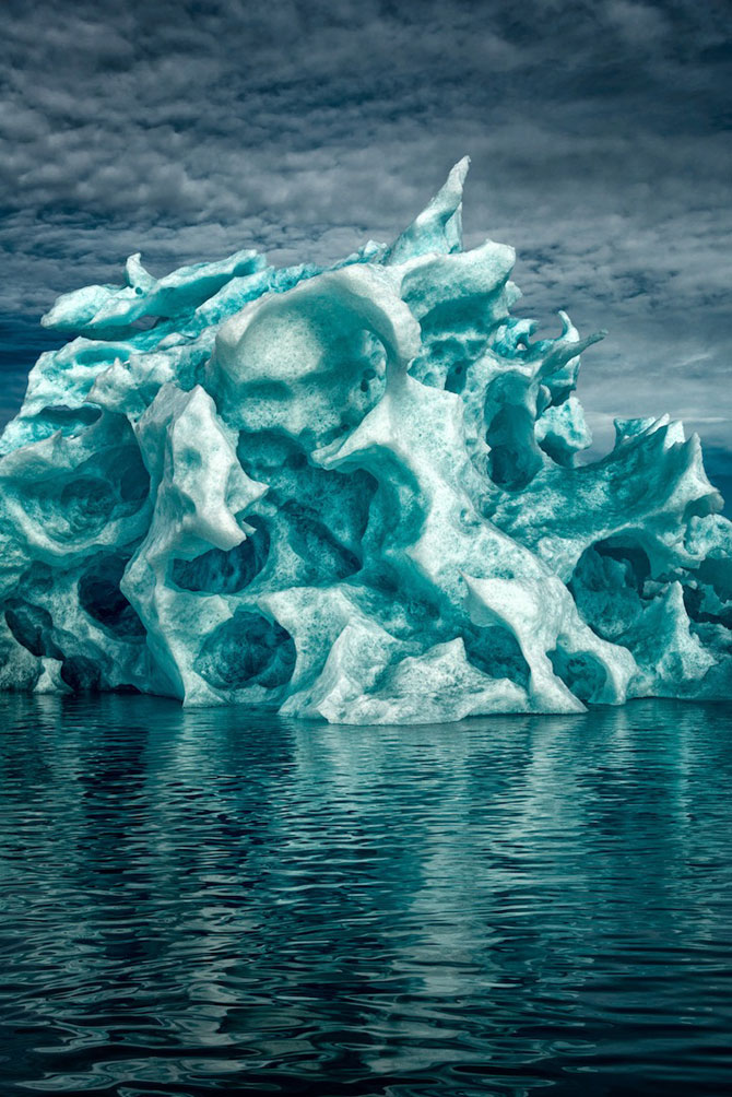 Superbii ghetarii verzi din Groenlanda - Poza 1