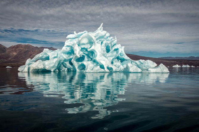 Superbii ghetarii verzi din Groenlanda - Poza 2