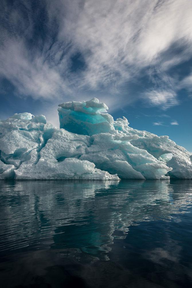 Superbii ghetarii verzi din Groenlanda - Poza 3