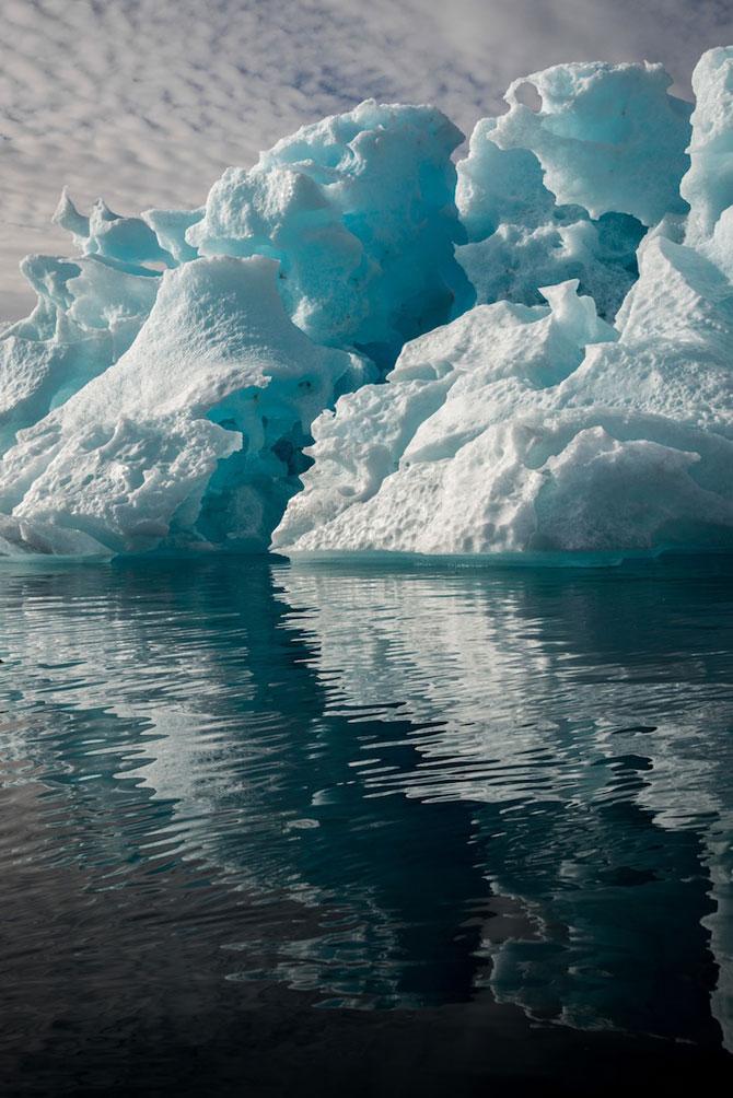 Superbii ghetarii verzi din Groenlanda - Poza 5