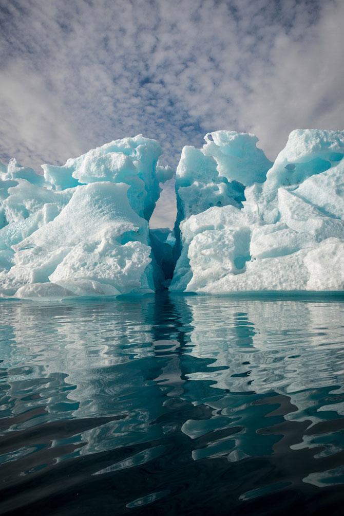 Superbii ghetarii verzi din Groenlanda - Poza 6
