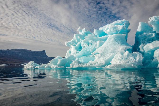 Superbii ghetarii verzi din Groenlanda - Poza 7