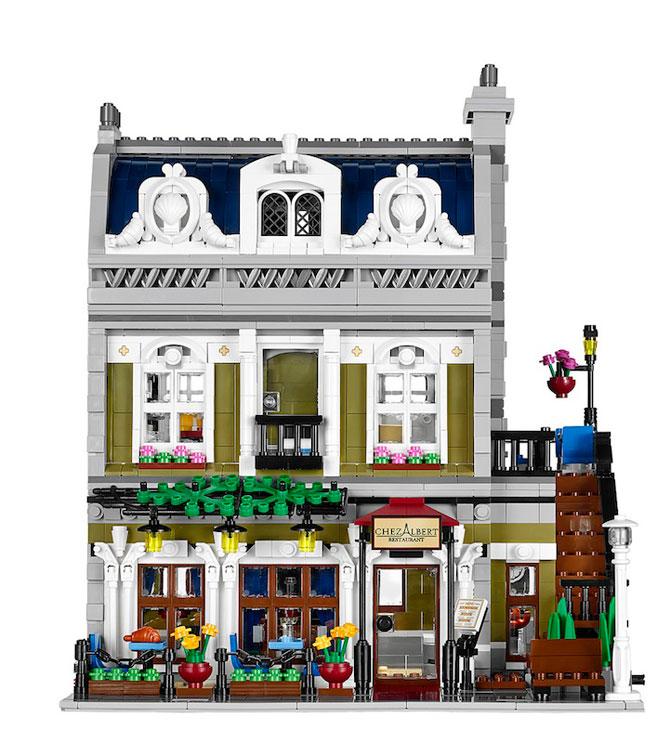 Restaurant parizian din mii de piese LEGO - Poza 2