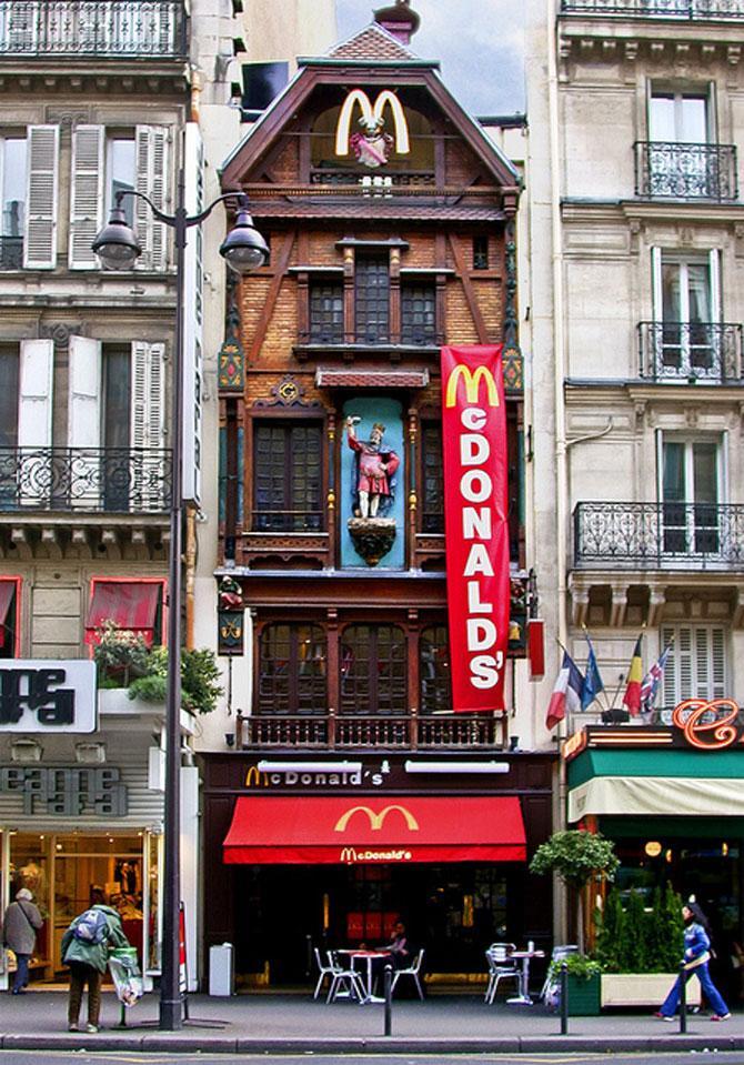 10 altfel de restaurante McDonalds - Poza 5